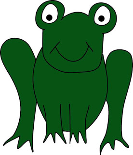 Really Cool Blog: Free Frog Clipart.