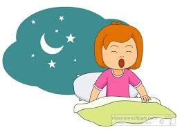 Girl waking up clipart 1 » Clipart Station.