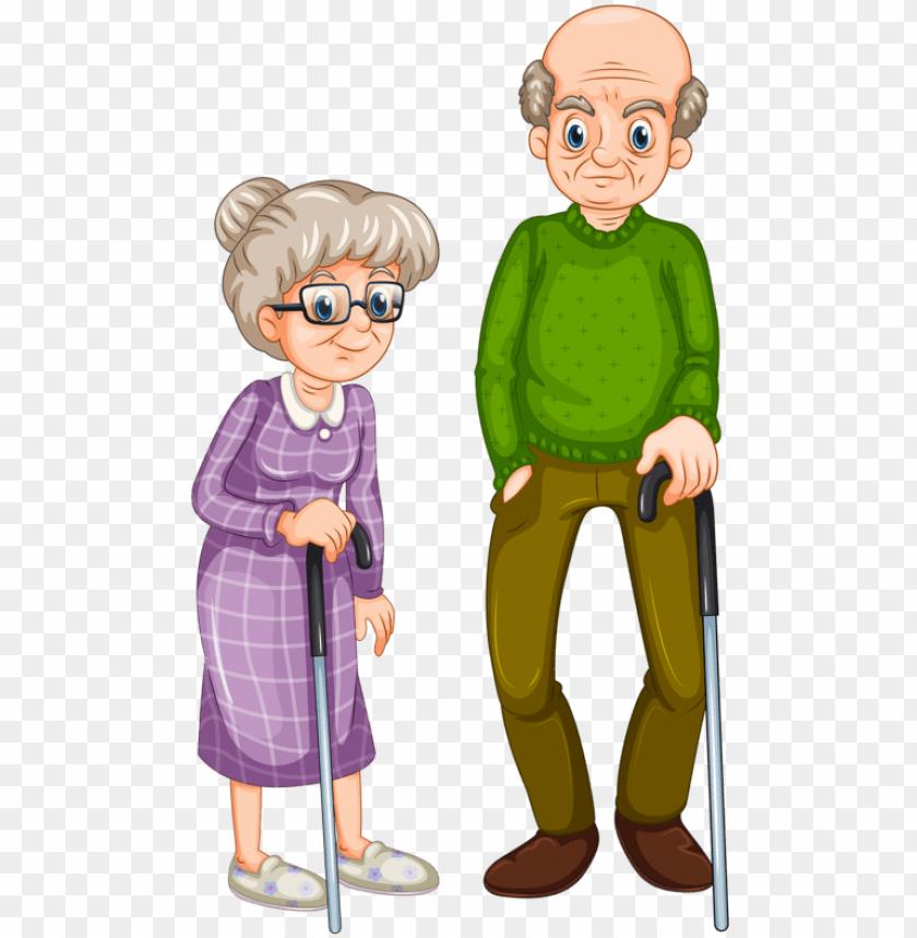 family clipart grandma.