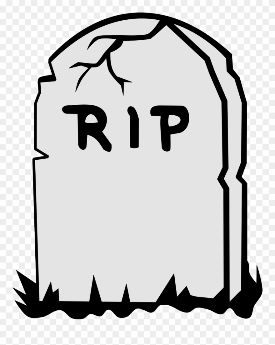 Download Grave Clip Art Clipart Headstone Grave Clip.