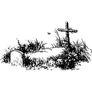 Grave clipart, cliparts of Grave free download (wmf, eps.