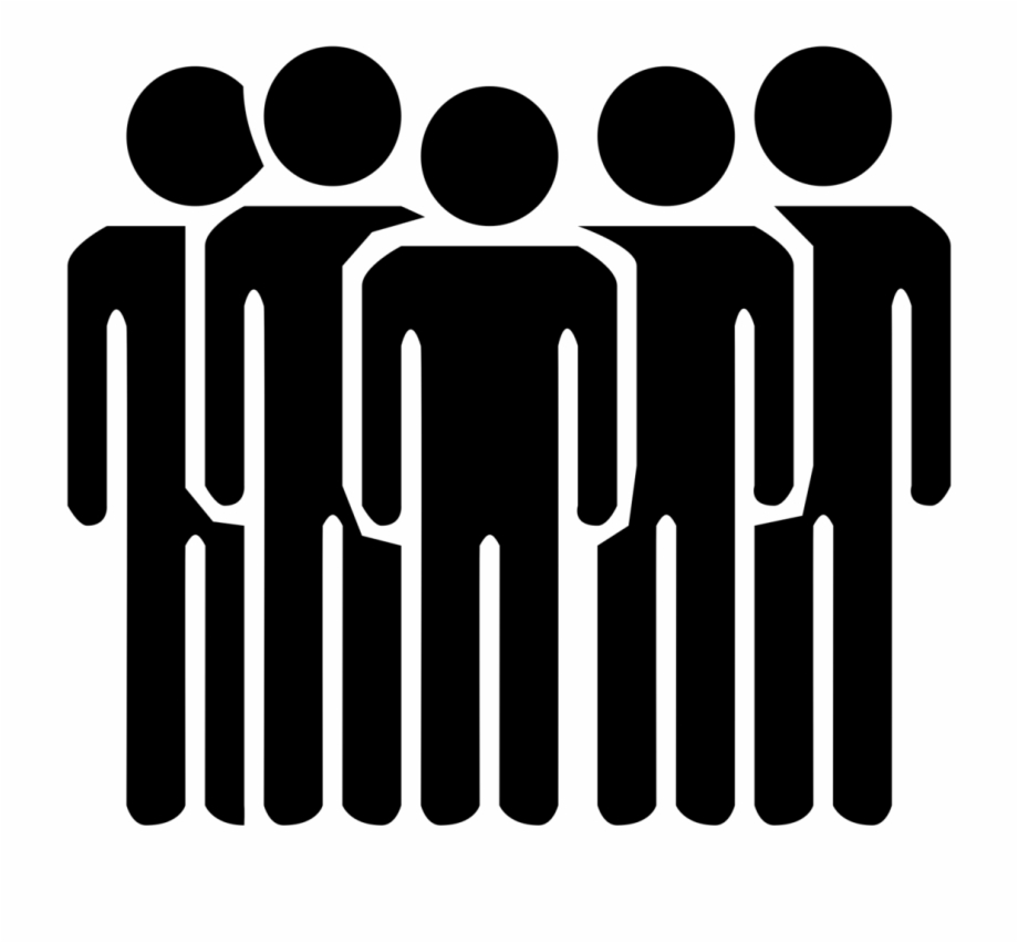Group People Icon Transparent.