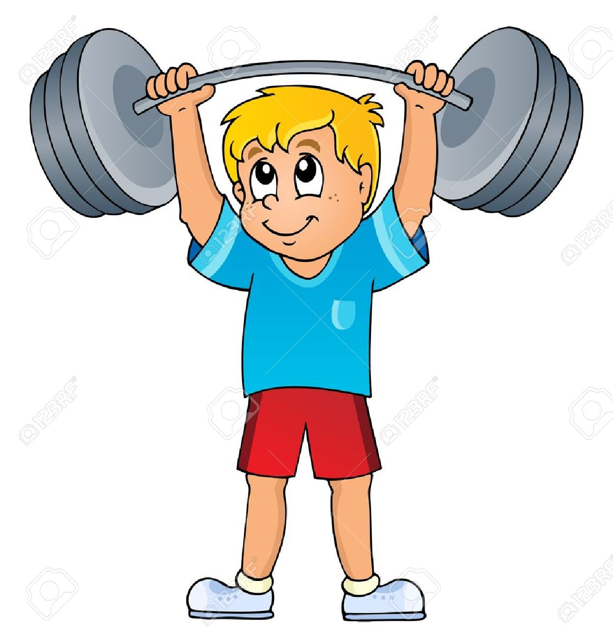 Clipart gym 6 » Clipart Station.