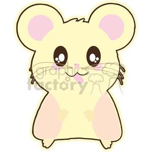 cartoon hamster illustration clip art image clipart. Royalty.