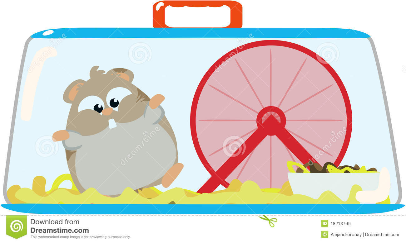 Collection of Hamster clipart.