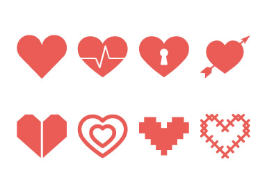 Free Online Heart Clipart.
