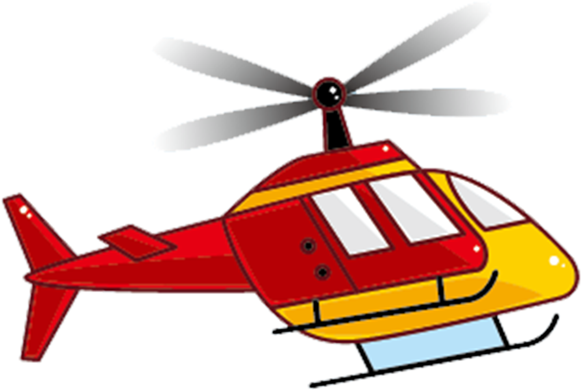 Helicopter Clipart Fighter Plane.