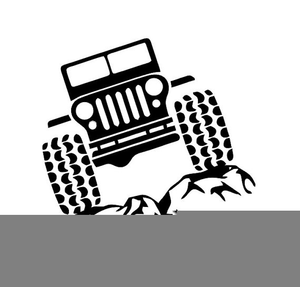 Free Jeep Wrangler Clipart.
