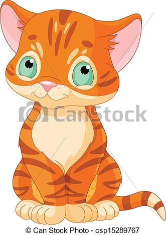 Kitten Illustrations and Clipart. 23,273 Kitten royalty free.