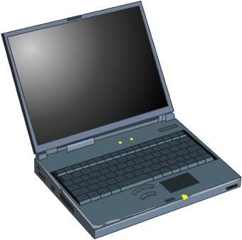 Laptop Clip.