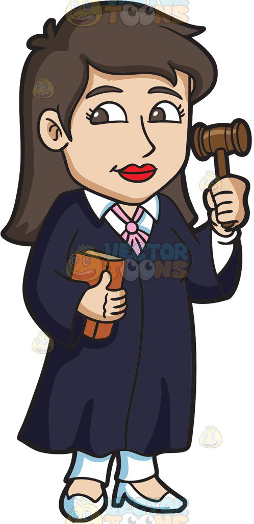 Female lawyer clipart 3 » Clipart Station.