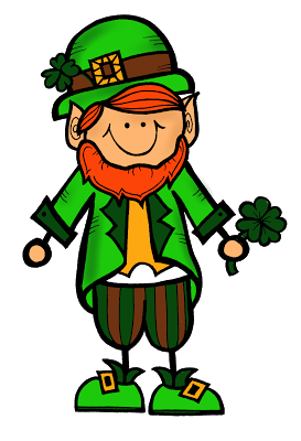 Leprechaun Clipart For Kids Free.