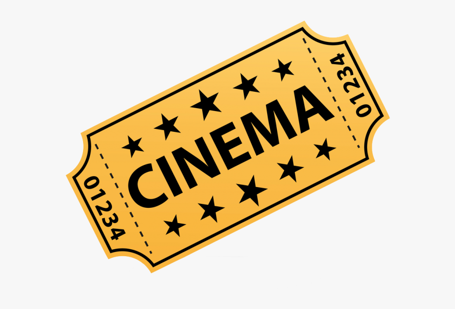 Movie Tickets Png.