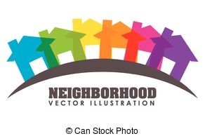 Neighborhood Illustrations and Clipart. 5,795 Neighborhood royalty.