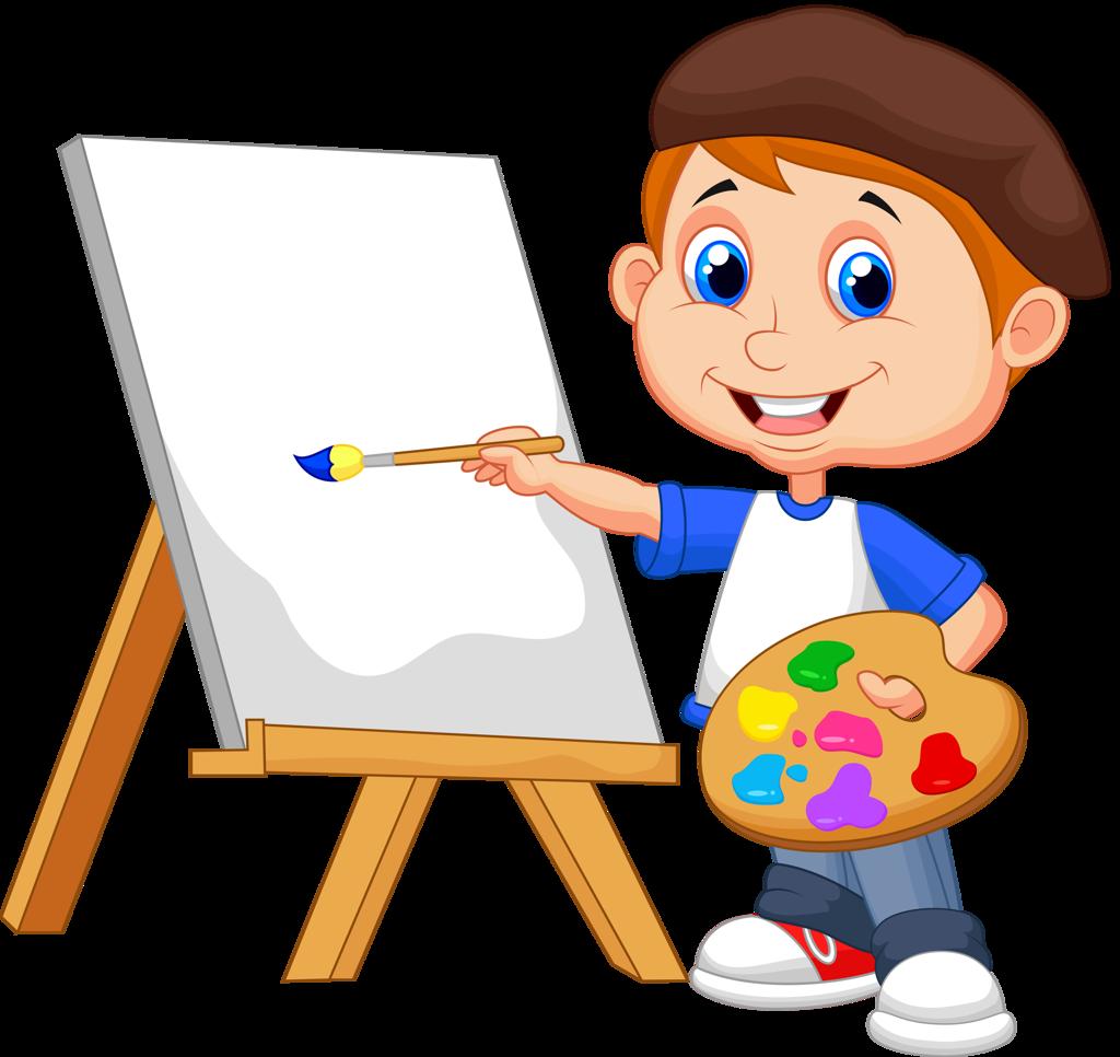 Job clipart painter, Job painter Transparent FREE for.