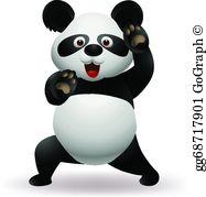 Panda Clip Art.
