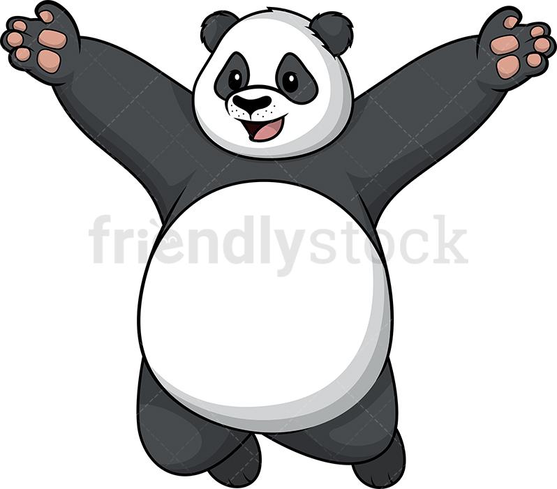 Happy Panda.