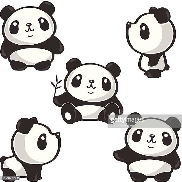 60 Top Giant Panda Stock Illustrations, Clip art, Cartoons, & Icons.
