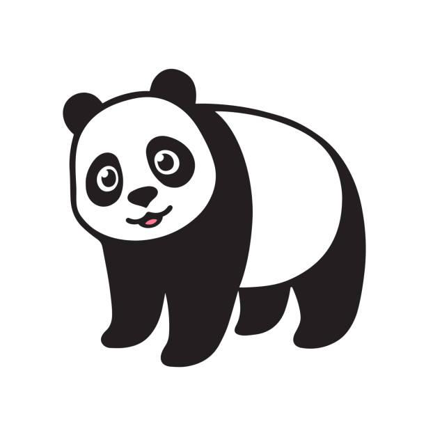Best Giant Panda Illustrations, Royalty.