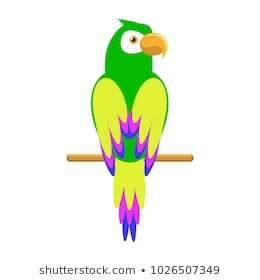 Clipart parrot 3 » Clipart Portal.