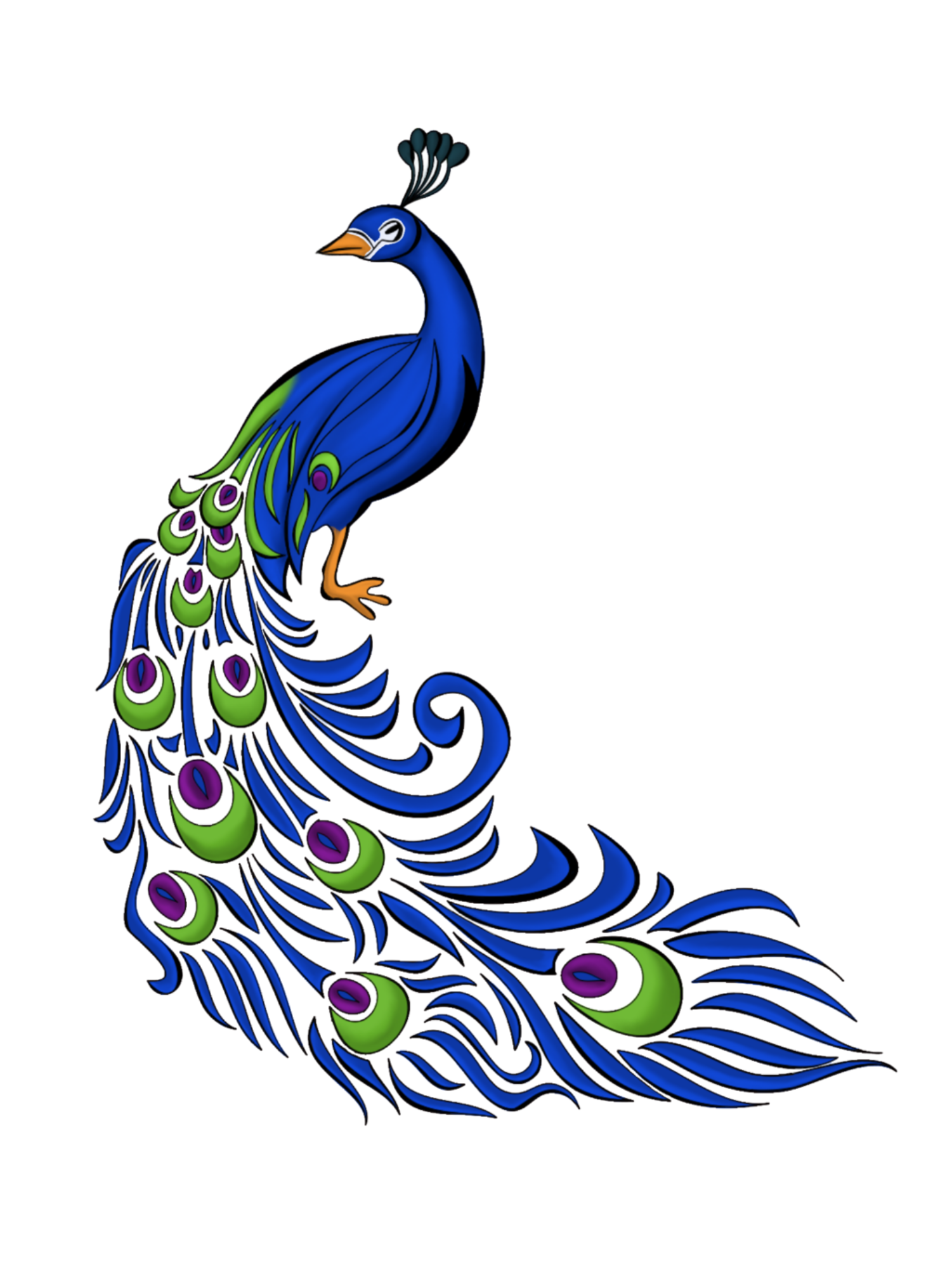 Flute clipart peacock feather, Picture #1130021 flute.