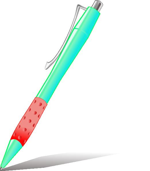 Pen 2 Clip Art at Clker.com.