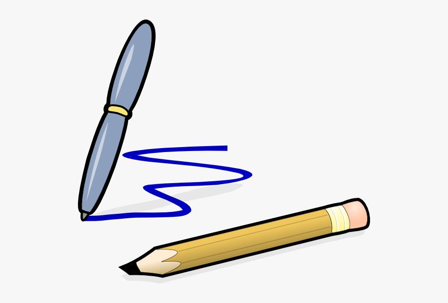 Original Png Clip Art File Pen And Pencil Svg Images.