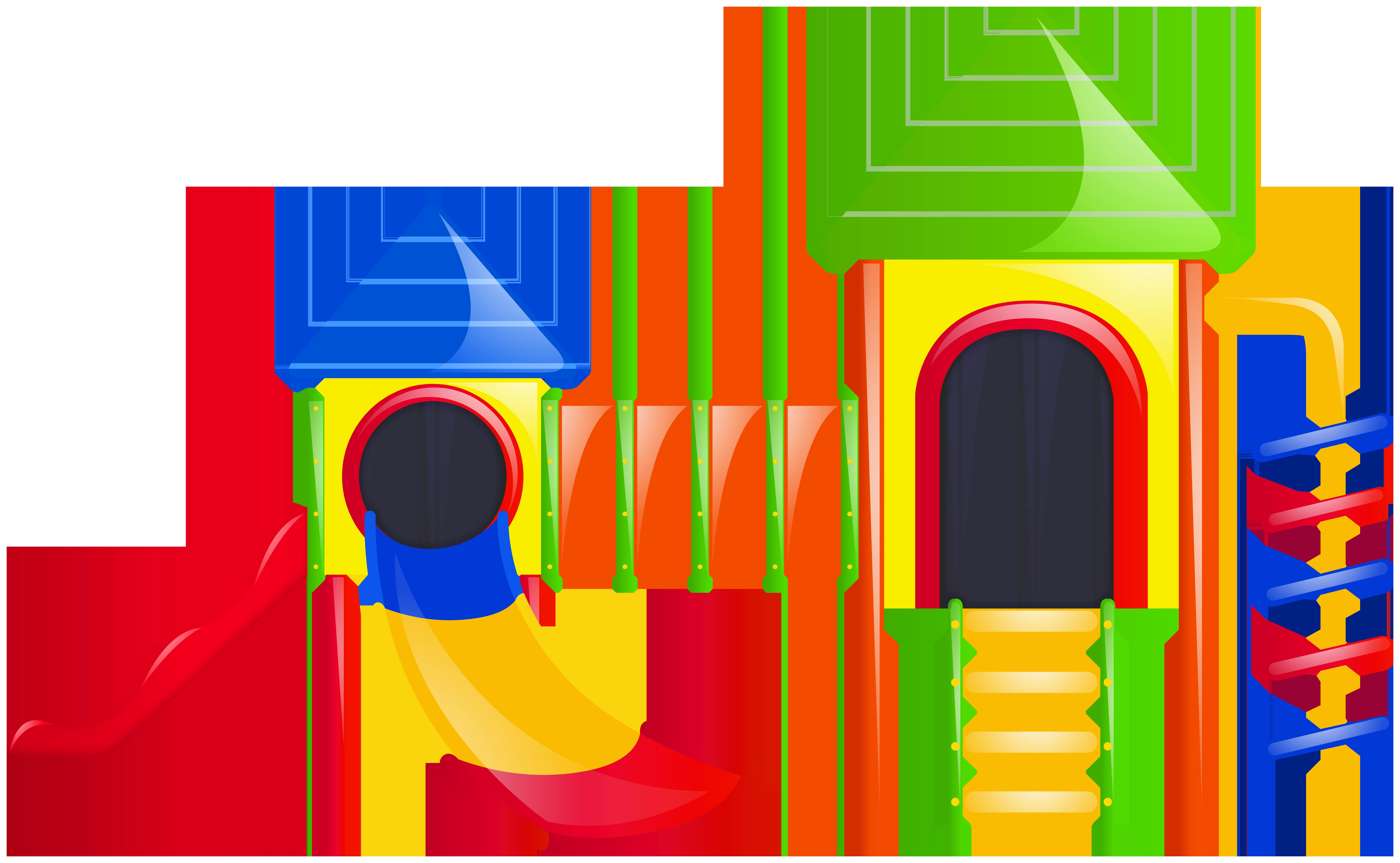 Kids Playground PNG Clip Art.
