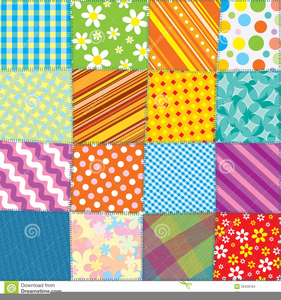 Free Clipart Of Quilts.