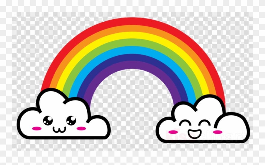Cloud And Rainbow Clipart Rainbow Cloud.