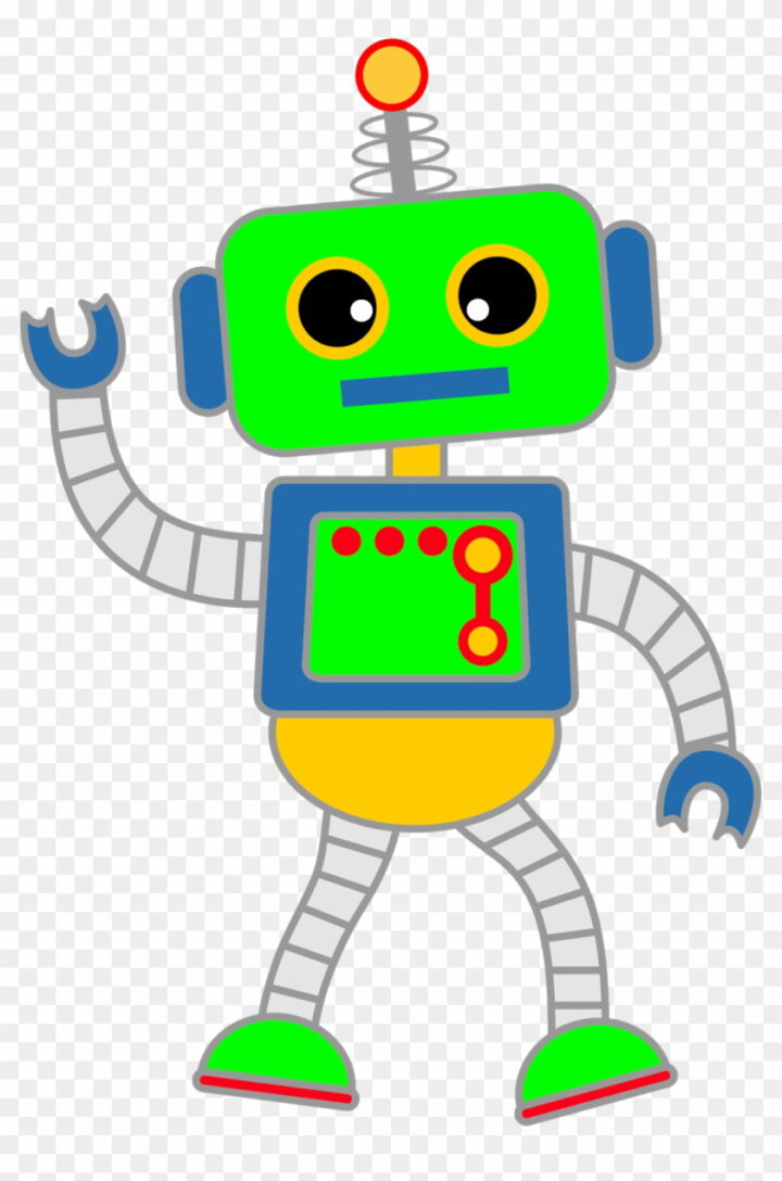 Robotics Clipart Robot Clipart Image Provided.