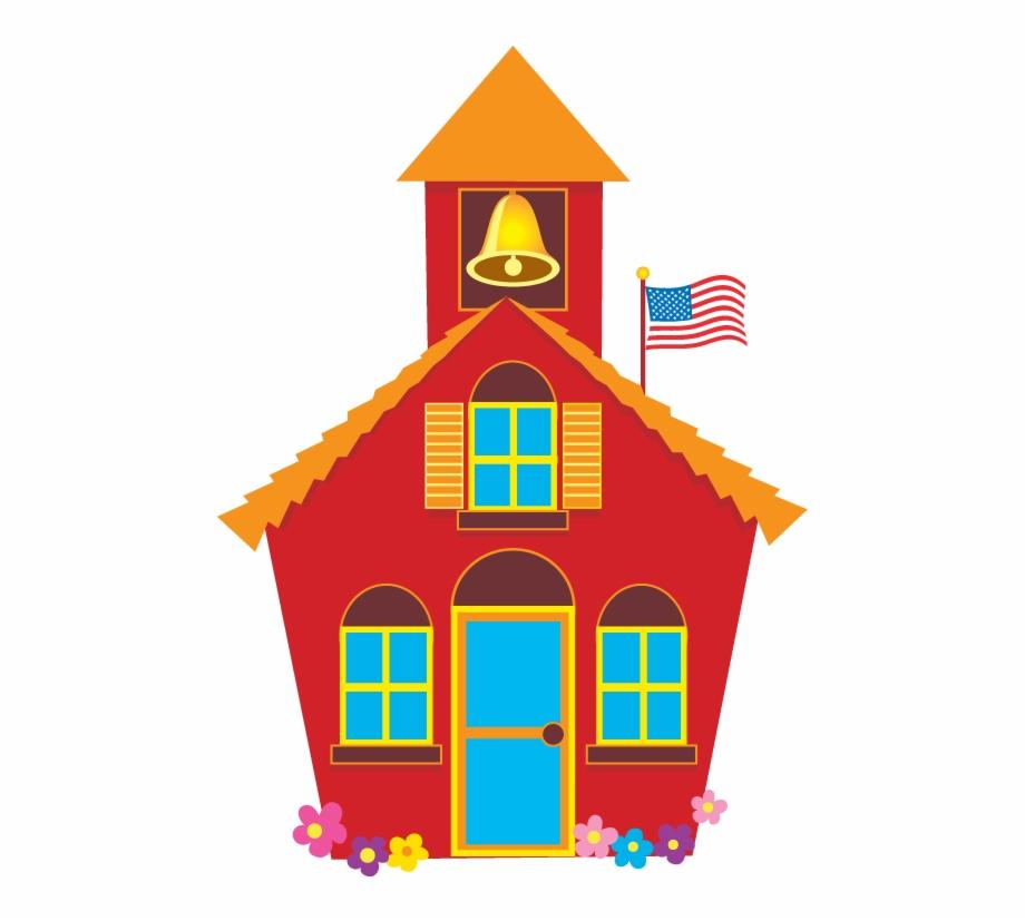 School House Clip Art Group (+), HD Clipart.