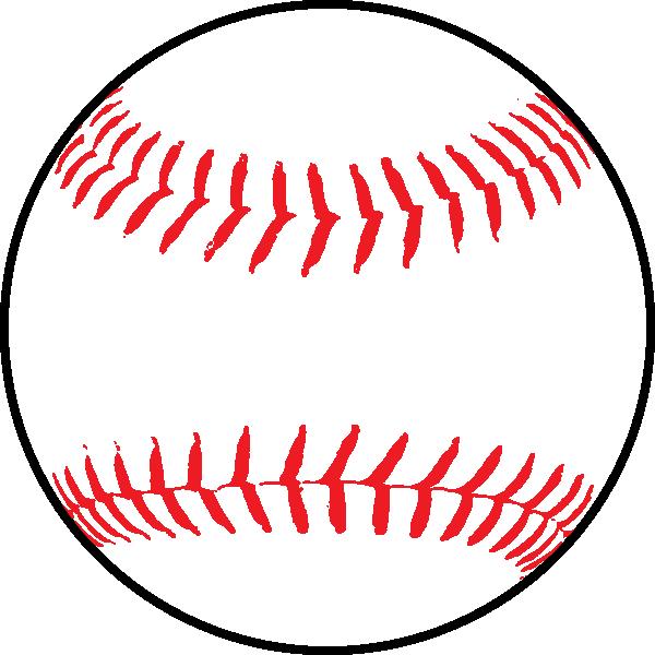 Softball Clip Art at Clker.com.