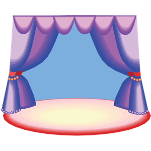 stage frame clipart, cliparts of stage frame free download (wmf, eps.