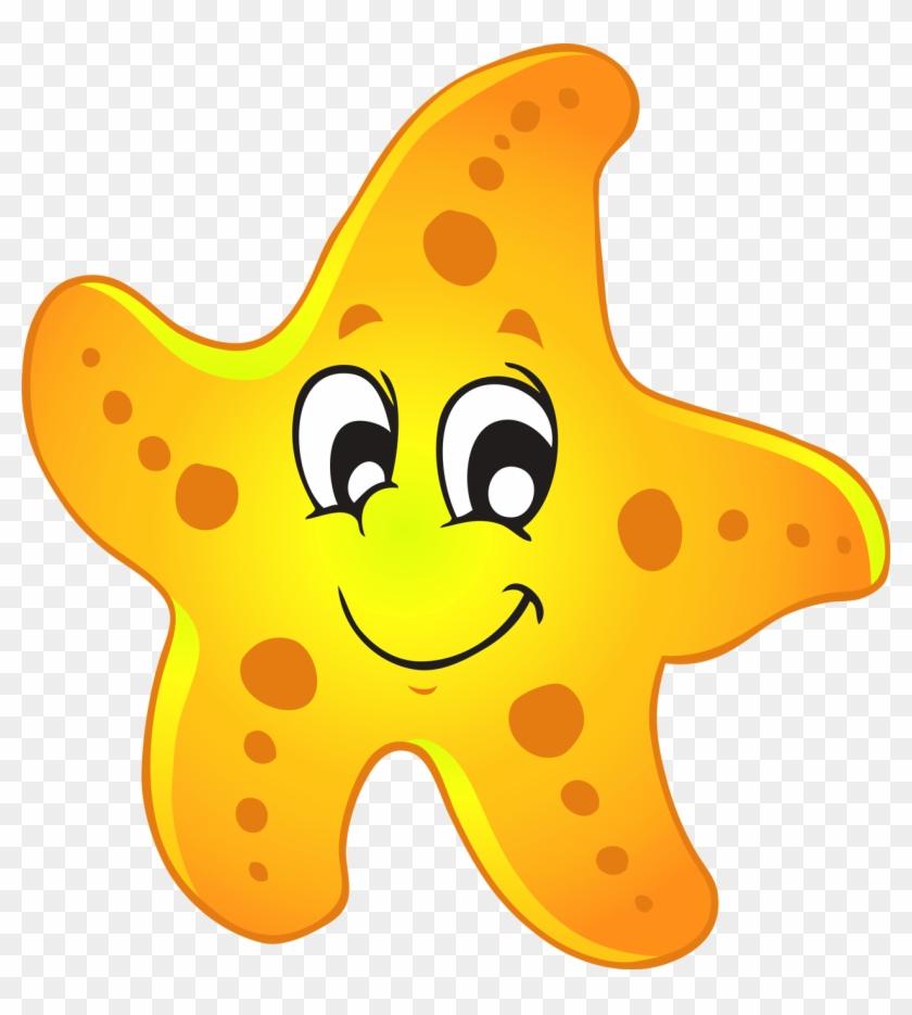 Clip Art Starfish.