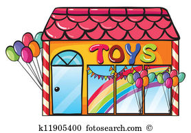 Toy store clipart 4 » Clipart Station.
