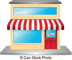 A Store Clipart.