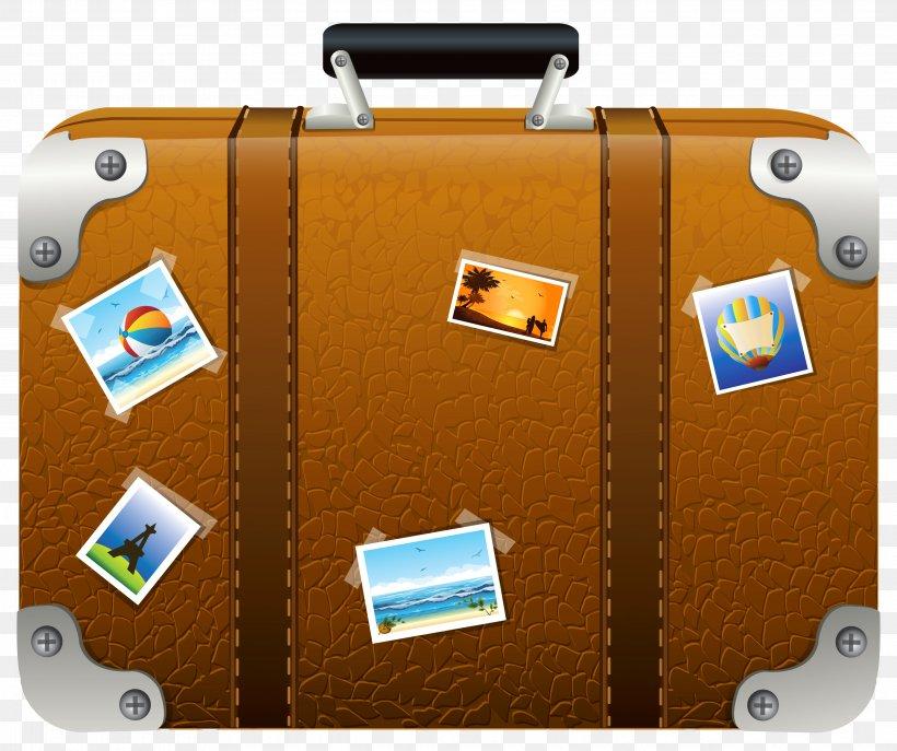 Suitcase Baggage Clip Art, PNG, 4144x3473px, Suitcase, Bag.