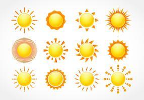 Sun Clipart Free Vector Art.