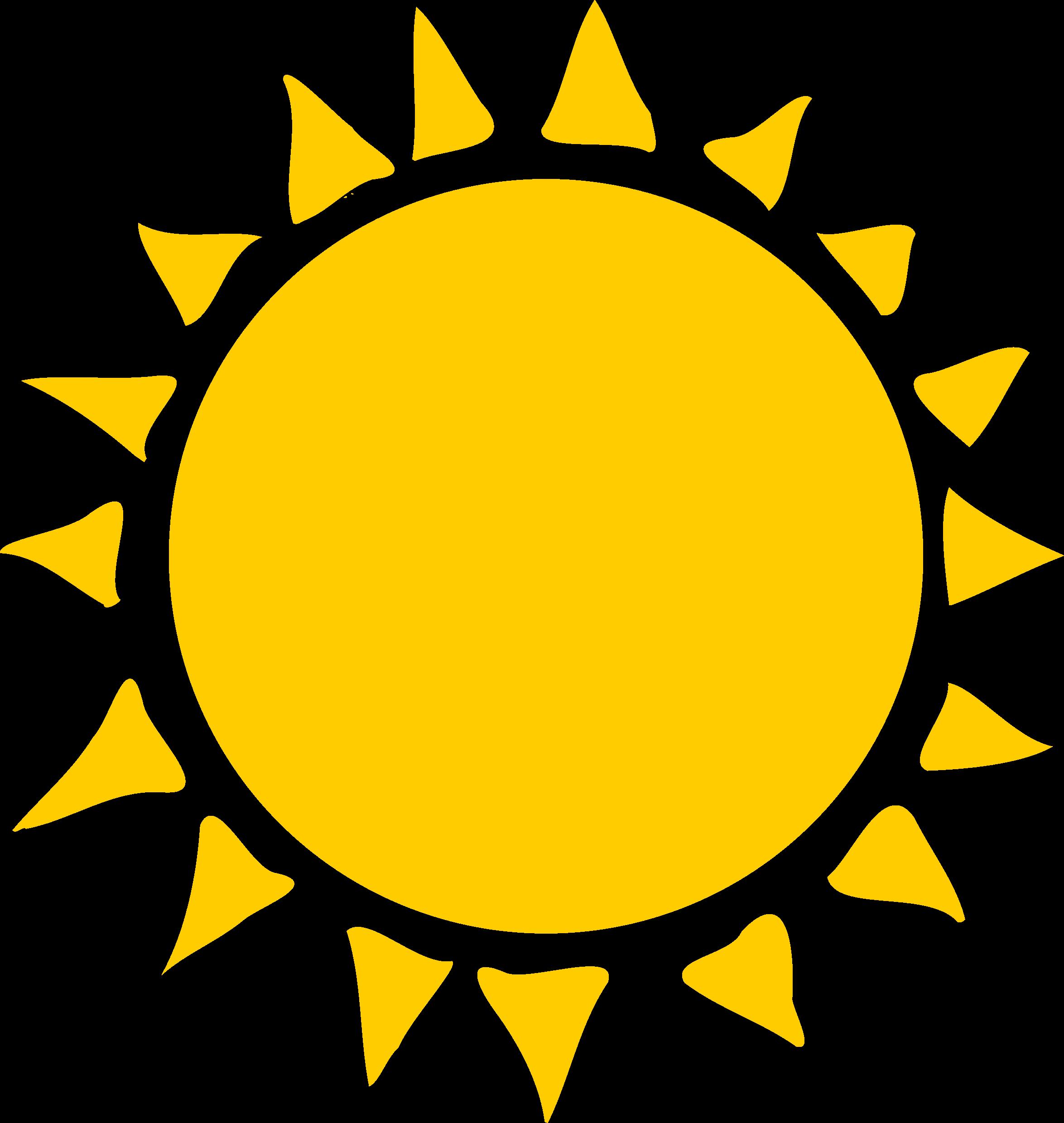 4 Clipart Sun (PNG Transparent).