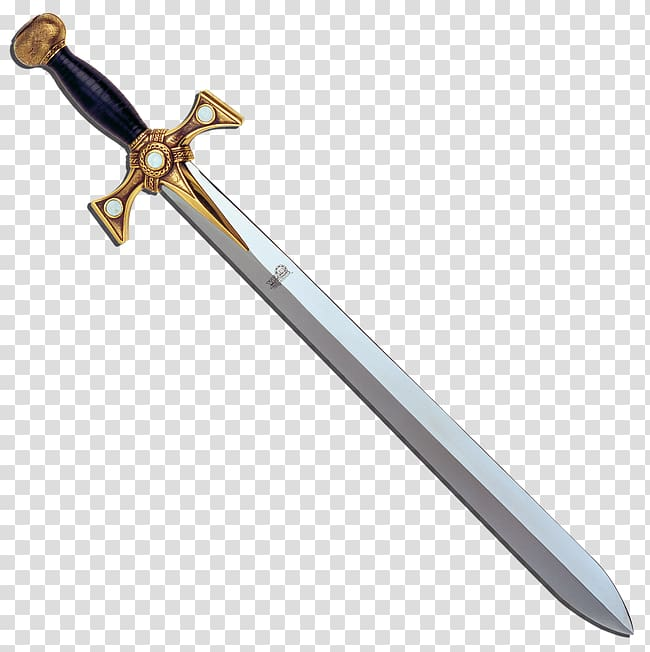 Gray and black sword , Sword Weapon Dagger , Antique sword.