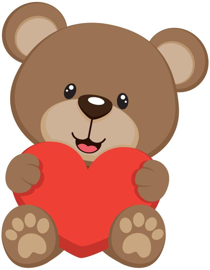 Free Teddy Bear Clipart.