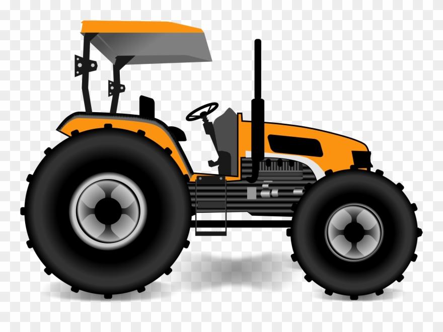 Microsoft Clipart Tractor.