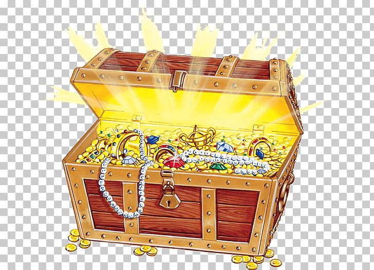 Buried treasure Treasure hunting , treasure chest, treasure.