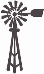 Image result for farm windmill clipart.