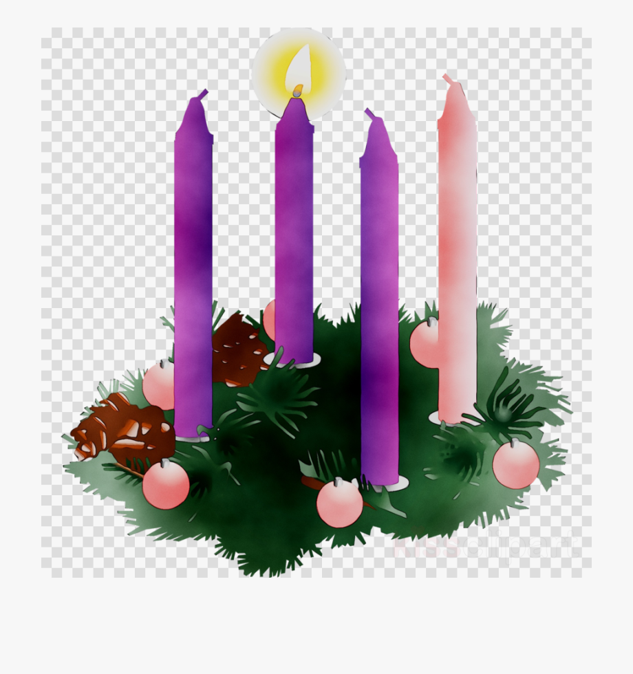 Advent Clipart Second Sunday.