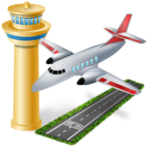 clipart airport.