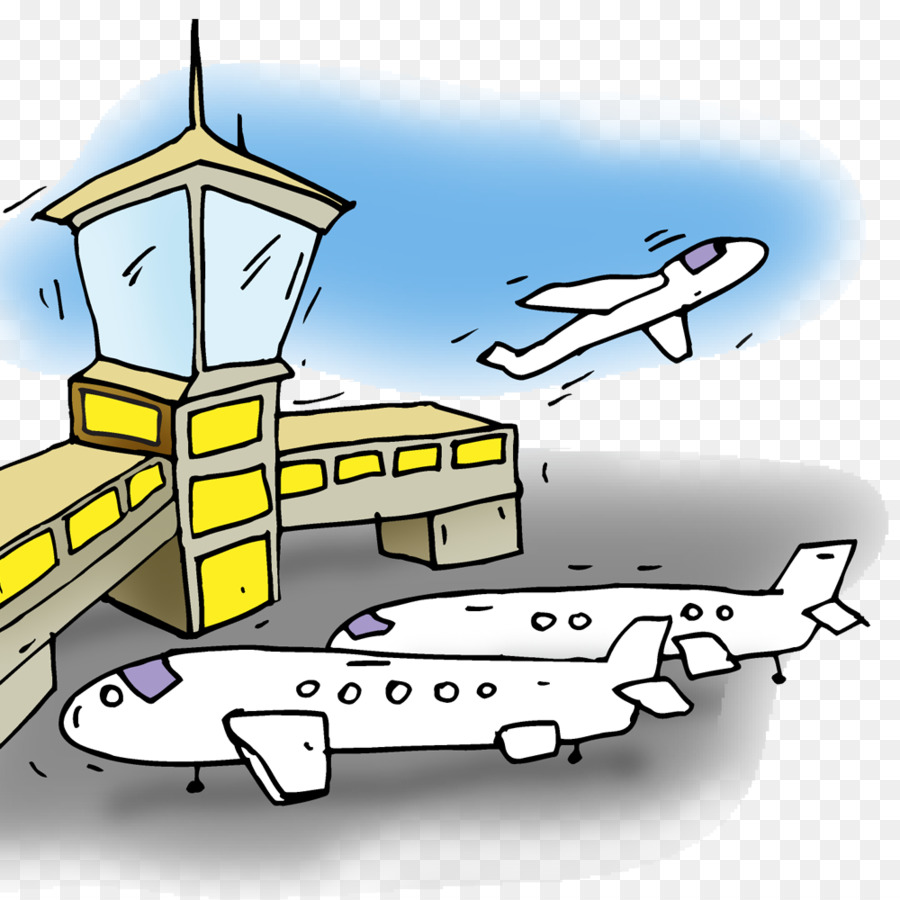 Airplane Clipart png download.