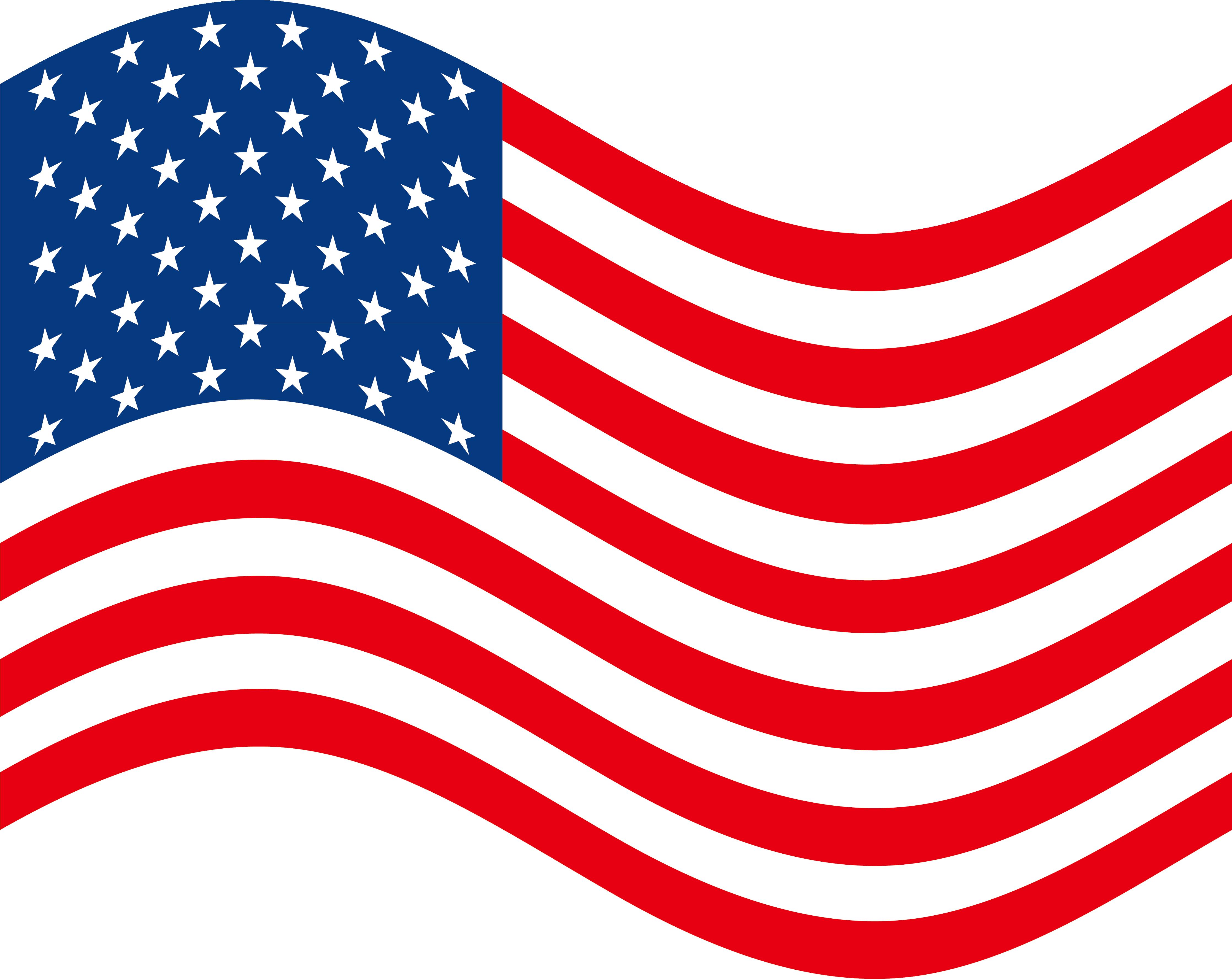 Usa clipart americanflag, Usa americanflag Transparent FREE.