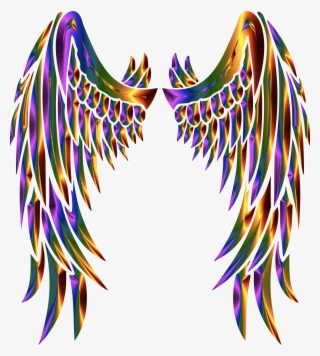 Angel Wings Clipart PNG, Transparent Angel Wings Clipart PNG Image.